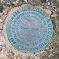 NGS Reference Mark Disk ROBINSON MOUNTAIN 1870 RM 1