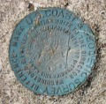 NGS Reference Mark Disk JOHN BROWNS GRAVE RM 1