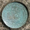 USGS Bench Mark Disk R 17