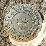 USGS Reference Mark Disk ET 3 FHK RM 1