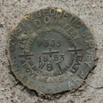 NGS Bench Mark Disk P 333
