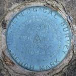 USGS Bench Mark Disk 26 JPN