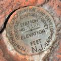 NJDCED Geodetic Control Survey Disk GIRR