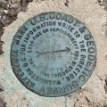 NGS Reference Mark Disk DUCK HARBOR MOUNTAIN RM 1