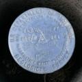 USGS Bench Mark Disk 22 BKC
