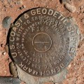 NGS Bench Mark Disk F 143