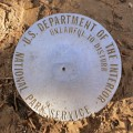 NPS Unspecified Disk NPS (Unstamped, Mesa Verde #1)