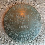 NGS Bench Mark Disk DALLAS RESET 1957