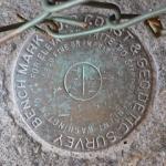 NGS Tidal Bench Mark Disk 854 5530 TIDAL 29
