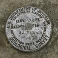 USGS Bench Mark Disk 44 DSW