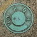 PDH Elevation Mark BM #4 (04-2-1)