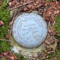 USGS Bench Mark Disk K 17