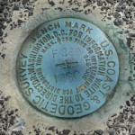 NGS Bench Mark Disk F 269