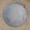 AZDOT Survey Mark CACTUS