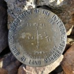 Bureau of Land Management Cadastral Survey Disk T1NR4E S4 N1/16