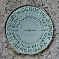 NGS Bench Mark Disk POTTSVILLE