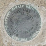 PennDOT Survey Control Mark 10-35-0438-7
