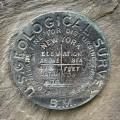USGS Bench Mark Disk 476