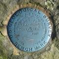 USGS Bench Mark Disk TT 28 T