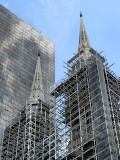 NGS Landmark/Intersection Station ST PATRICKS CATHEDRAL N SPIRE