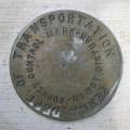 PennDOT Survey Control Mark (Unstamped, #2)