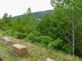 Looking SW toward Penobscot Mountain