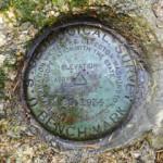 USGS Bench Mark Disk K 20