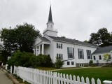 NGS Landmark/Intersection Station BAR HARBOR CHURCH