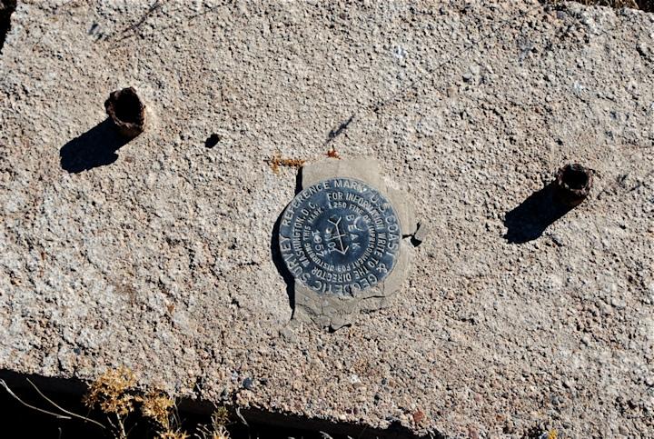 BEAK RM 1 at beacon site near Delta, UT