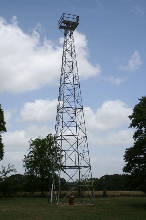 Longview, TX airway beacon