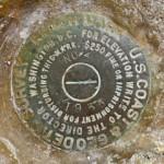 NGS Tidal Bench Mark Disk 872 4138 TIDAL 4