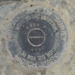 Florida Dept. of Natural Resources Tidal Bench Mark Disk 872 4138 F TIDAL