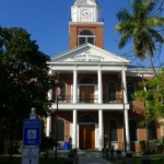 NGS Landmark/Intersection Station KEY WEST COURTHOUSE CUPOLA