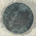 Army Corps of Engineers Survey Mark 3803 FCE
