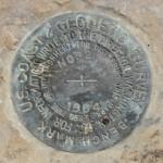 NGS Tidal Bench Mark Disk 872 3644 TIDAL 2