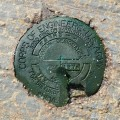 Army Corps of Engineers Survey Mark FJNHS - 4
