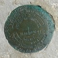 Army Corps of Engineers Survey Mark FJNHS - 5