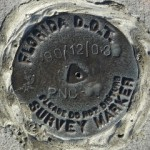 Florida DOT Survey Mark PNC-01