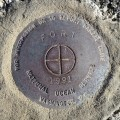 NOS Survey Mark FORT