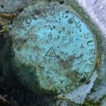USGS Bench Mark Disk 36 JPN