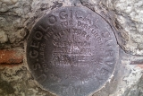 USGS Bench Mark Disk 319