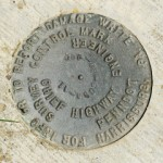 PennDOT Survey Control Mark 06F-63-3034-11