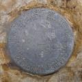 USGS Bench Mark Disk 3 HLZ