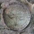 USGS Transit Traverse Station Disk TT 13 T