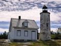 NGS Landmark/Intersection Station BAKER ISLAND LIGHTHOUSE 1861