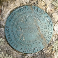 NGS Reference Mark Disk LITTLE DEER ISLE RM 1