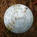 NPS Boundary Marker S 116