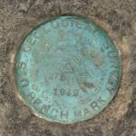 USGS Bench Mark Disk 41 B