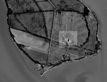 USGS EarthExplorer, aerial single frame, 1952