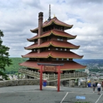 NGS Landmark/Intersection Station MT PENN PAGODA
